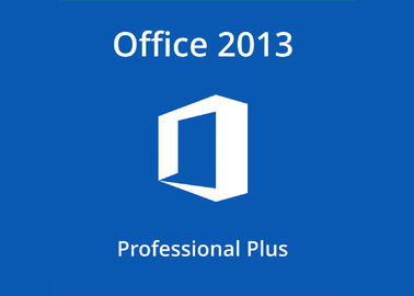 Key Card DVD مايكروسوفت Office Pro 2013، Ms Office 2013 Pro Plus English النسخة الكاملة